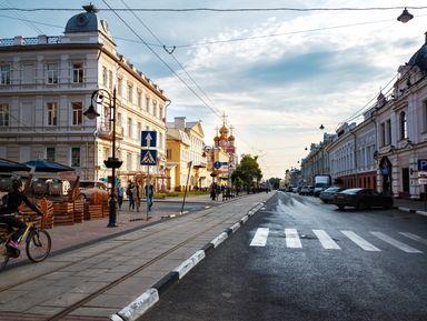 Загадки улицы Рождественской