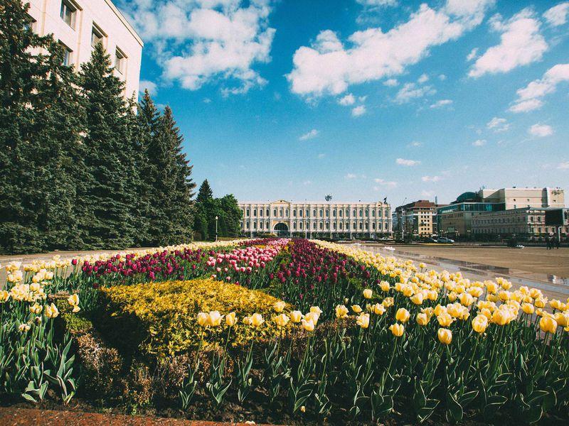 Экскурсия Добро пожаловать вСтаврополь!
