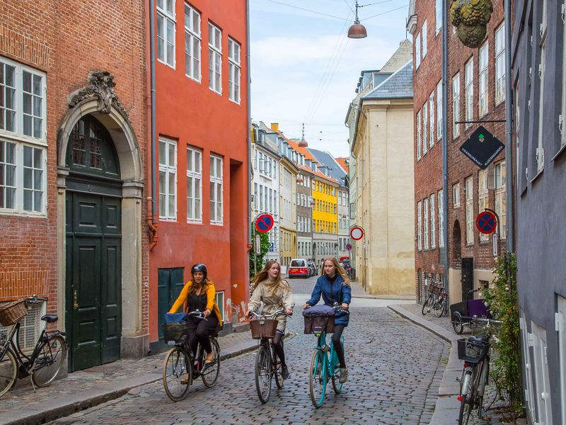 Экскурсия Копенгаген для своих