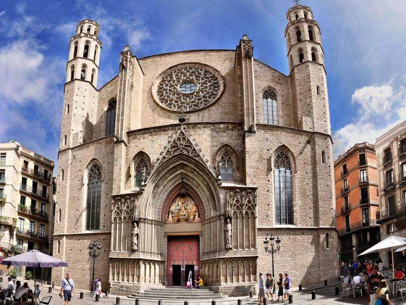 Экскурсия Древние соборы Барселоны