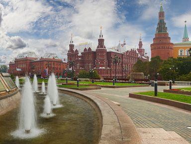 Тематическая экскурсия уКремля