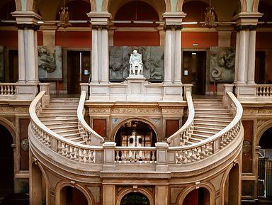 Экскурсия поАкадемии Штиглица: наглядная история искусства