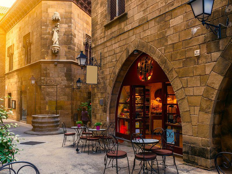 Экскурсия Душа Барселоны. Вкусно и интересно