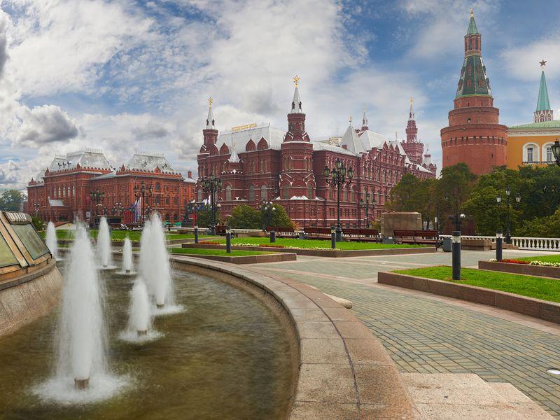 Экскурсия Тематическая экскурсия уКремля