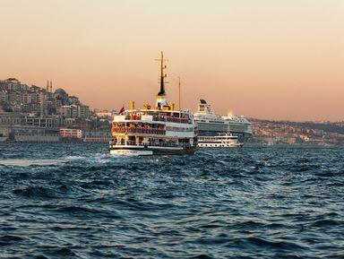 Неизвестный Стамбул