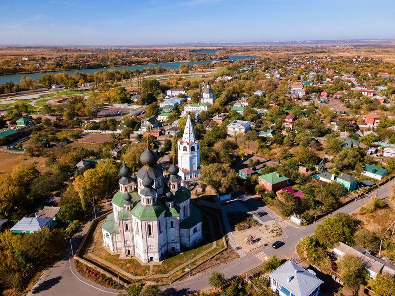 Экскурсия Колоритная станица Старочеркасская