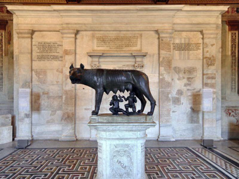 Экскурсия Капитолийские Музеи — древнейшие музеи мира