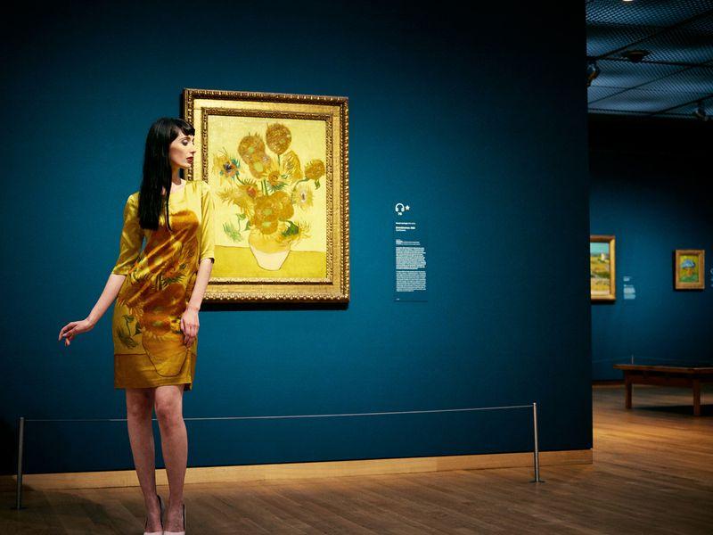 Экскурсия Познакомиться с Винсентом: экскурсия в музей Ван Гога в Амстердаме