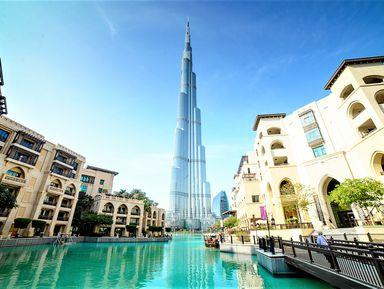 Дубай — все о «жемчужине мира»