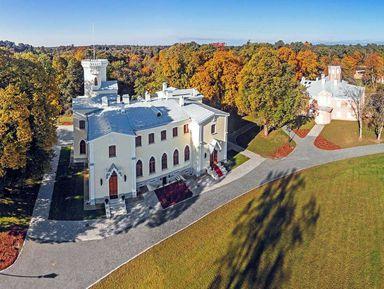 Усадьба Фалль: романтика эстонской провинции