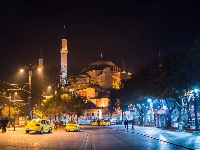 Экскурсия Очарование вечернего Стамбула