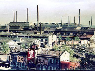 Легендарный Уралмаш: «отец всех заводов» иистория соцгорода