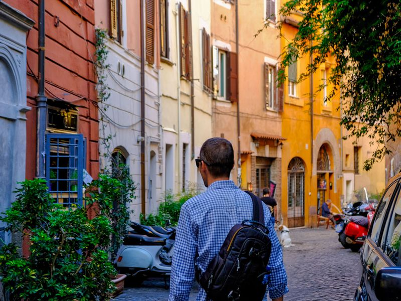 Экскурсия Тайны нетуристического Рима