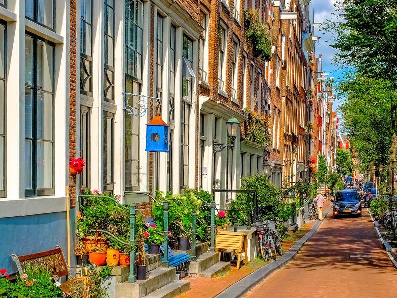 Экскурсия Истории Амстердама: от Больших каналов до Йордаана