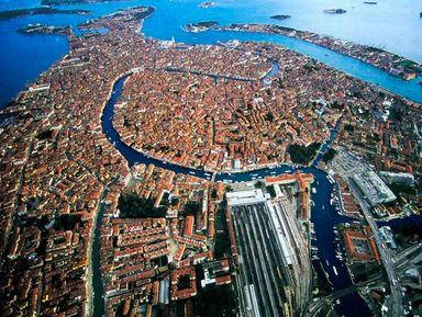Обзорная Венеция: от В до Я
