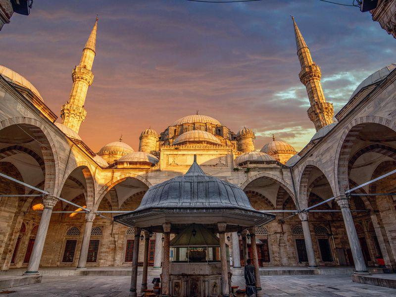 Экскурсия О Стамбуле с любовью!