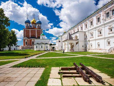 Рязанский кремль— сердце тысячелетнего города