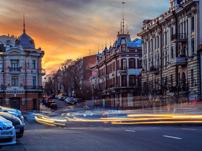 Экскурсия Городские легенды Владивостока