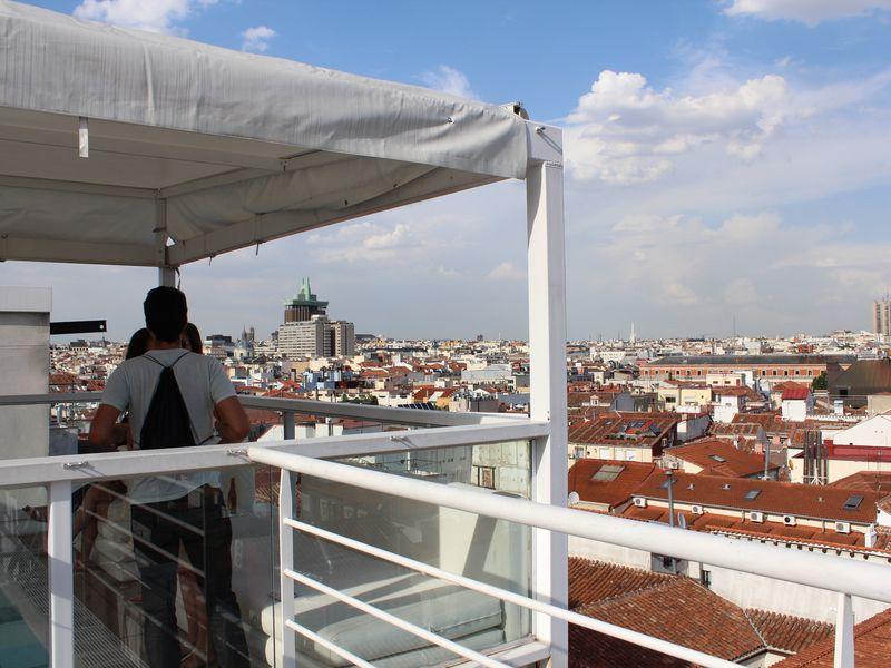Экскурсия Прогулка по мадридским крышам