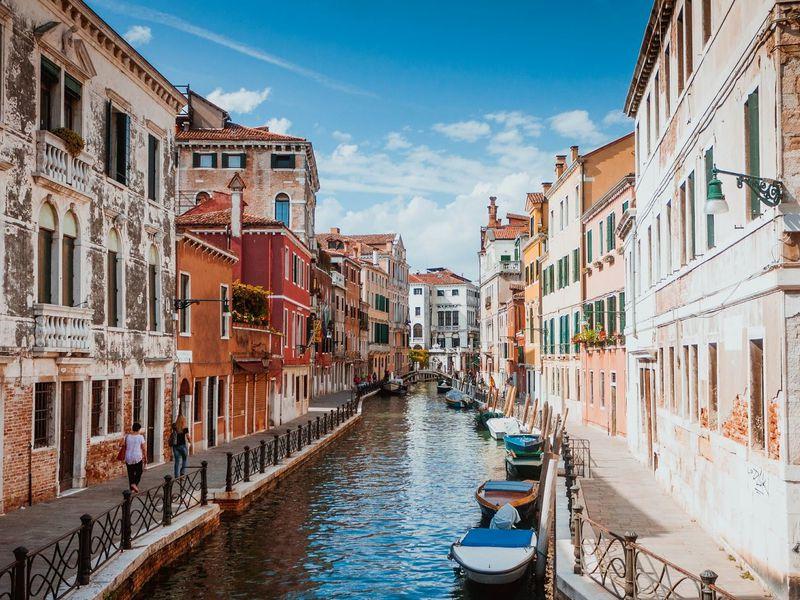 Экскурсия Запрятанные уголки Венеции