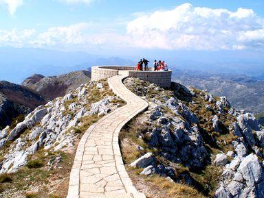 Заповедник Ловчен и святыни Черногории