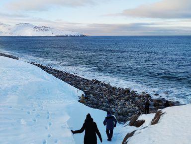 Териберка и поэзия Северного Ледовитого океана