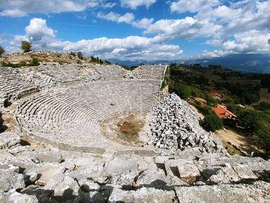 Сафари-микс из Антальи: каньоны Кёпрюлю и Тазы, Камни Дьявола и античный Сельге