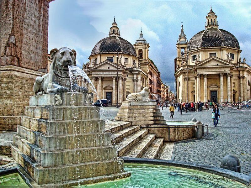 Экскурсия Сквозь эпохи к началу основания Рима
