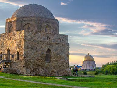 Болгар, Белая мечеть идегустация: групповая экскурсия