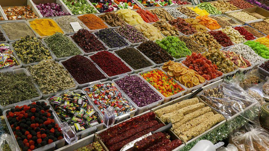 Колоритные базары, аутлеты и лавочки Баку