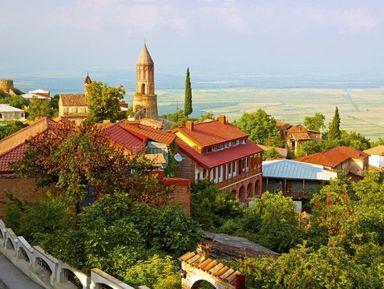 Поездка в Кахетию, или как рождается грузинское застолье