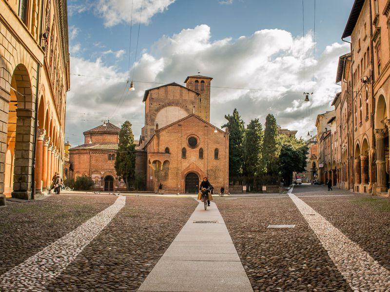 Экскурсия Живая старина многоликой Болоньи