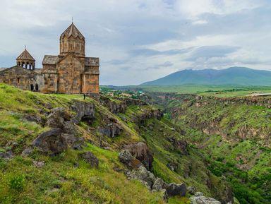 История и монастыри, кухня и шашлыки