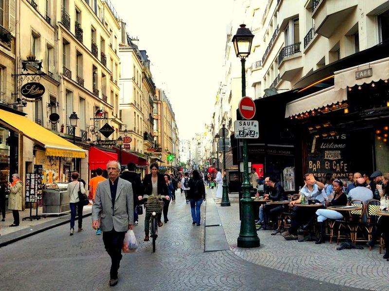 Экскурсия Париж насквозь: от центра до Монмартра