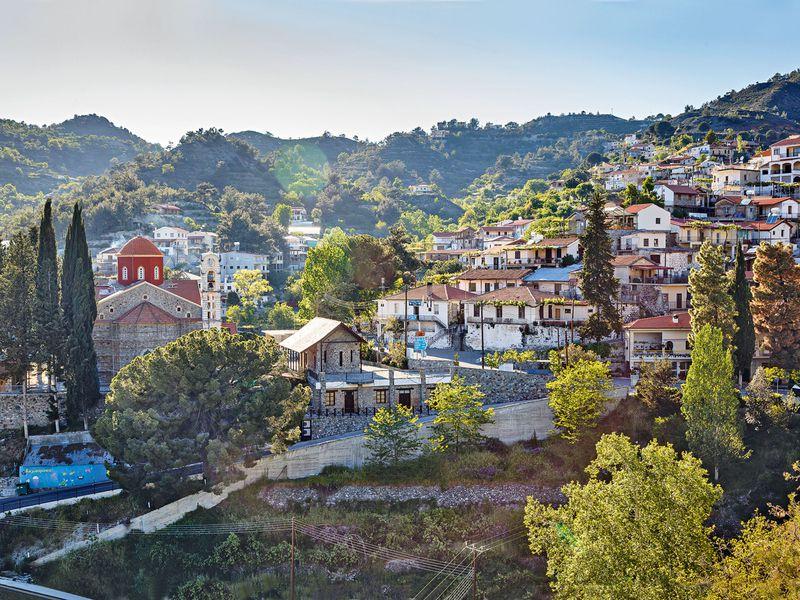 Колоритный Кипр: тур по горным деревушкам