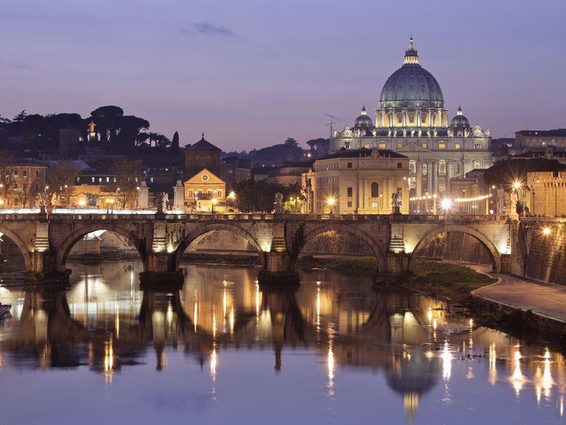 Экскурсия Собор Святого Петра — путешествие в Ватикан
