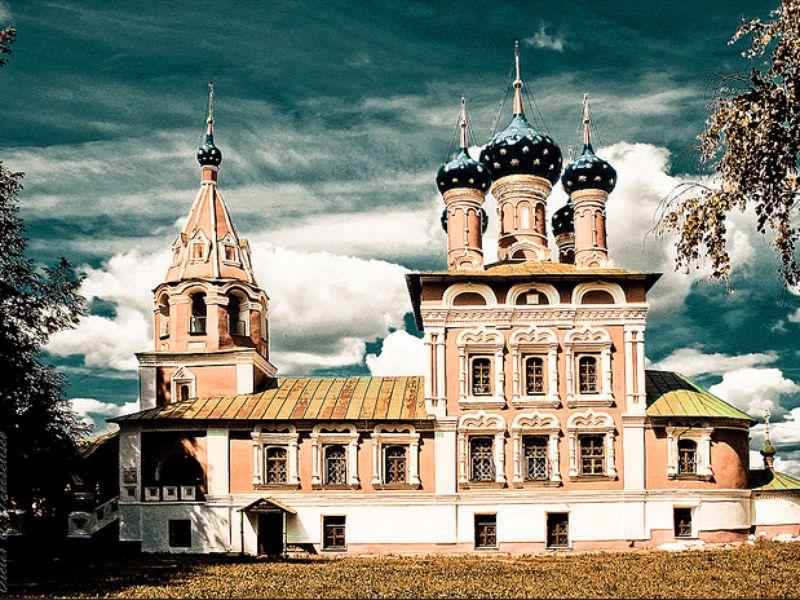Экскурсия Историческое и духовное наследие Углича