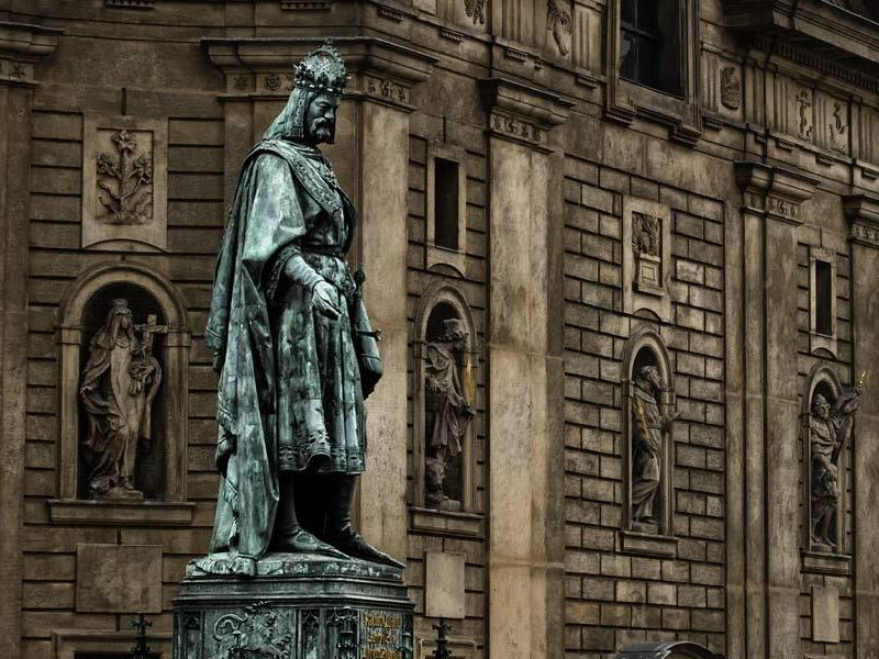 Экскурсия Прага короля Карла IV