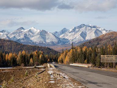 Из Иркутска в Бурятию: Аршан и пейзажи Восточного Саяна