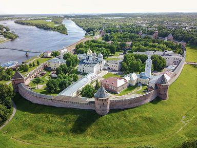 Великий Новгород: погружение вдревность