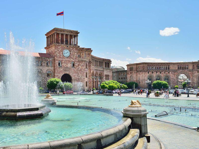 Экскурсия Автобусная экскурсия поЕревану: все грани солнечной столицы