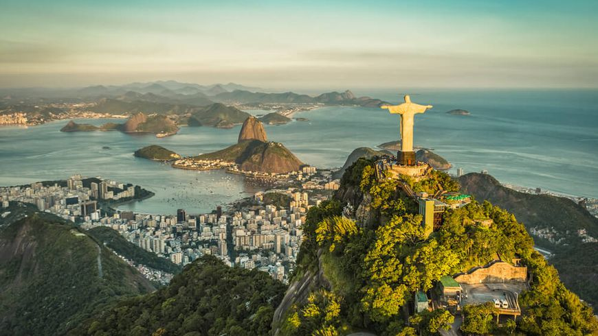 Знакомьтесь, Рио!