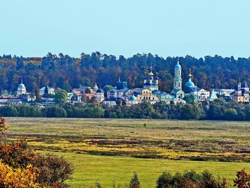 Экскурсия Культовые святыни Калужской области