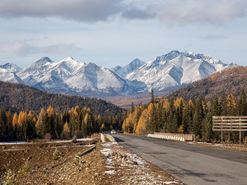 Экскурсия Из Иркутска в Бурятию: Аршан и пейзажи Восточного Саяна