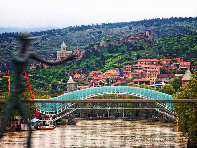 Экскурсия «В Тбилиси есть особенная прелесть...»