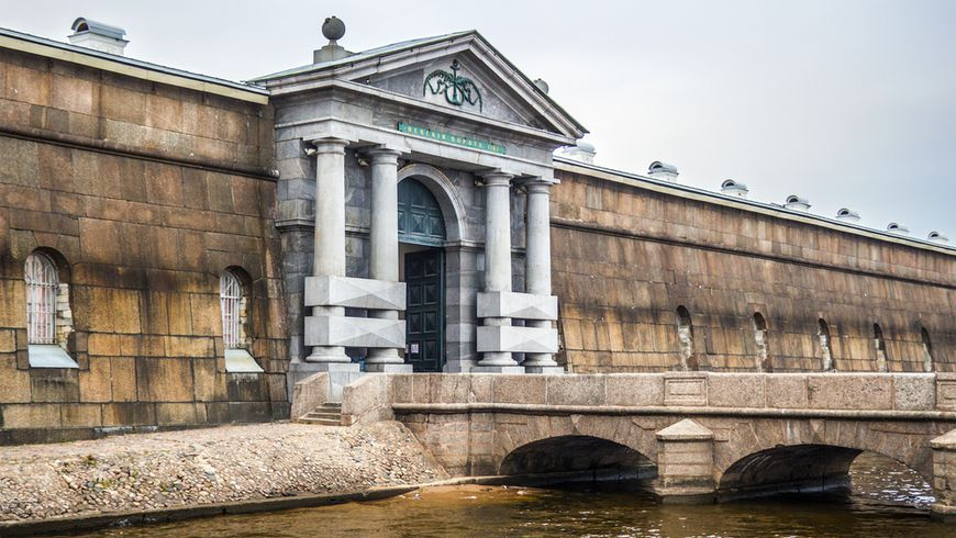 Петропавловская крепость: тайны царской тюрьмы