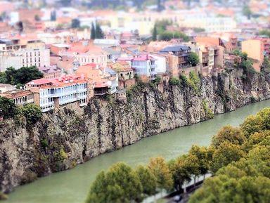 Мцхета и Тбилиси: две столицы за один день