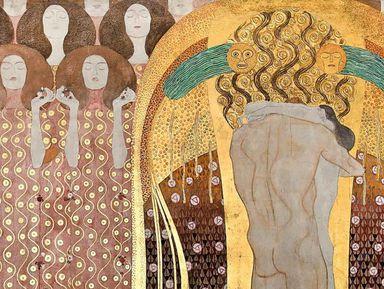 Климт иБосх: погружение видеальное искусство
