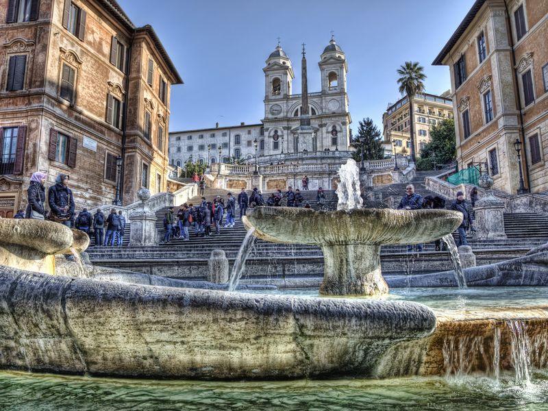 Экскурсия Обзорная прогулка по Риму