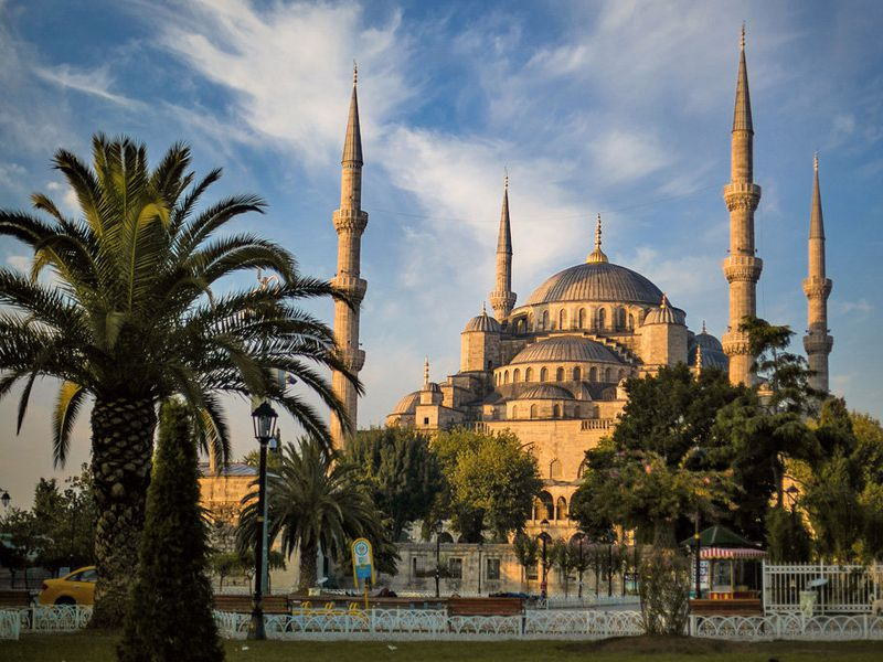 Экскурсия Айя-София, Голубая мечеть и Ипподром